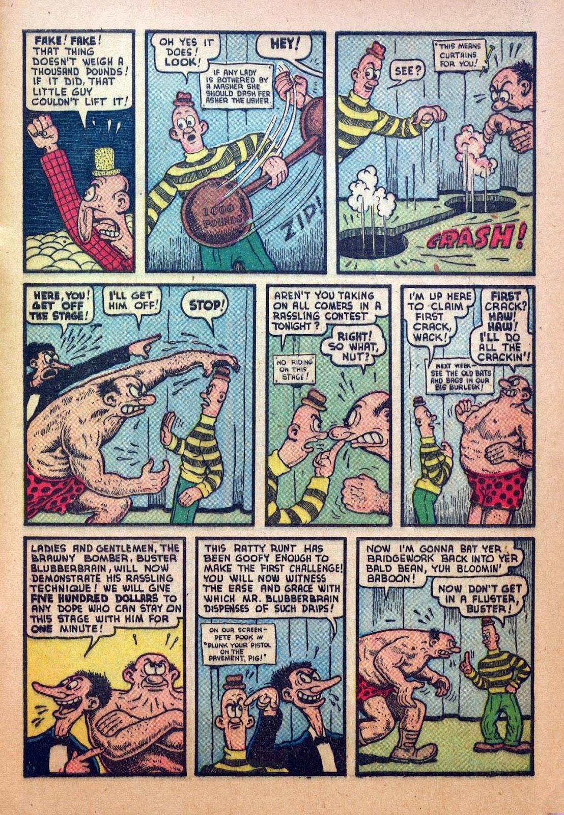 Read online Joker Comics comic -  Issue #5 - 63