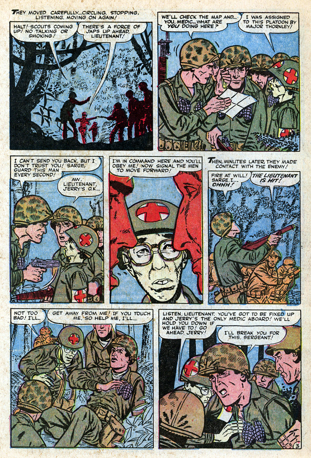 Marines in Action issue 8 - Page 22
