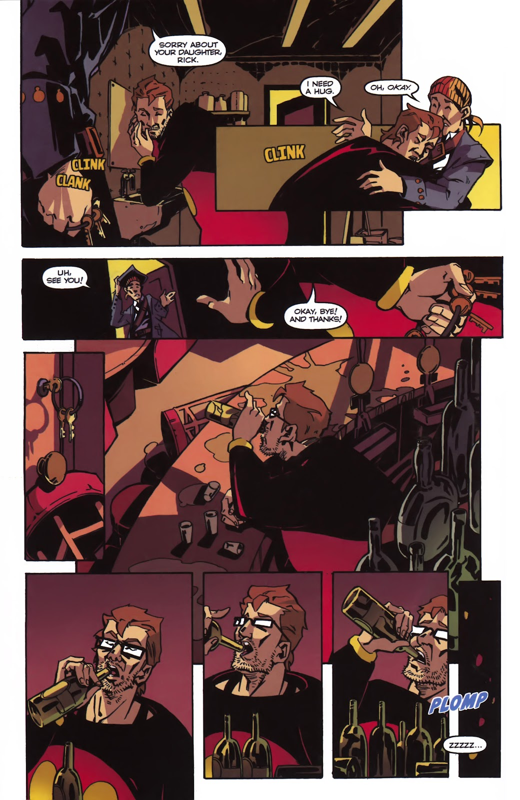 Read online Ricky Rouse Has A Gun comic -  Issue # TPB (Part 1) - 65