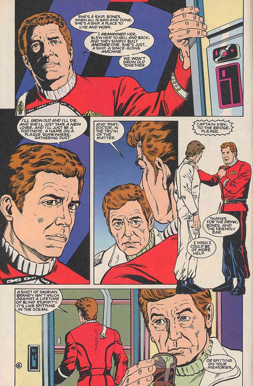 Read online Star Trek (1989) comic -  Issue # _Special 1 - 8