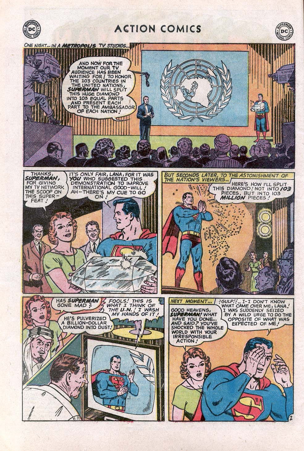 Action Comics (1938) 295 Page 3