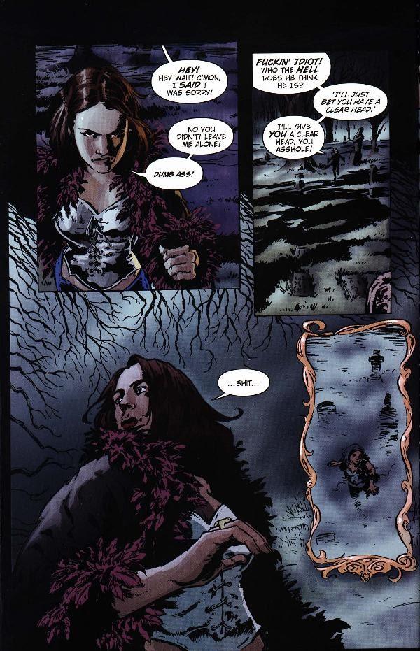 Read online Vampire the Masquerade comic -  Issue # Nosferatu - 18