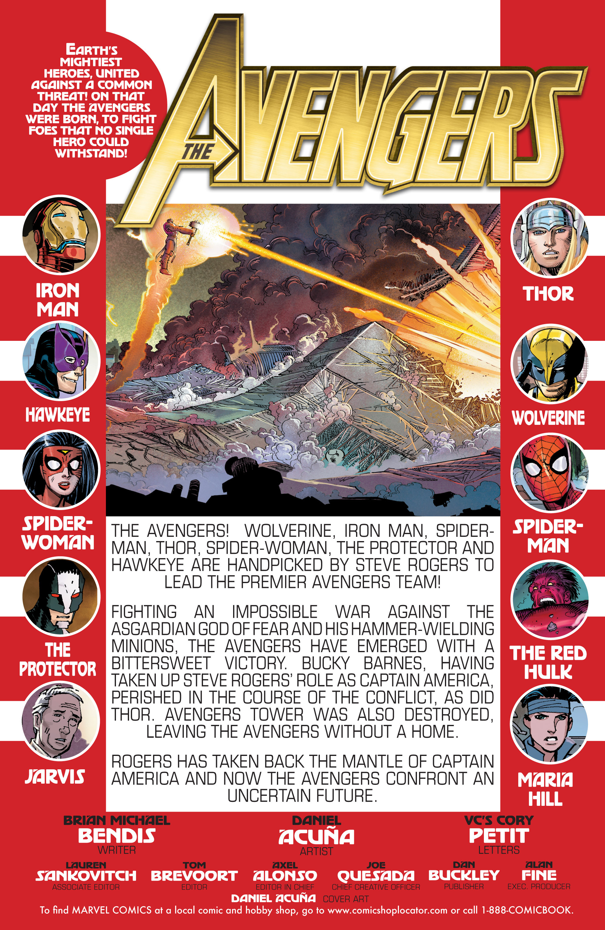Read online Avengers (2010) comic -  Issue #18 - 2