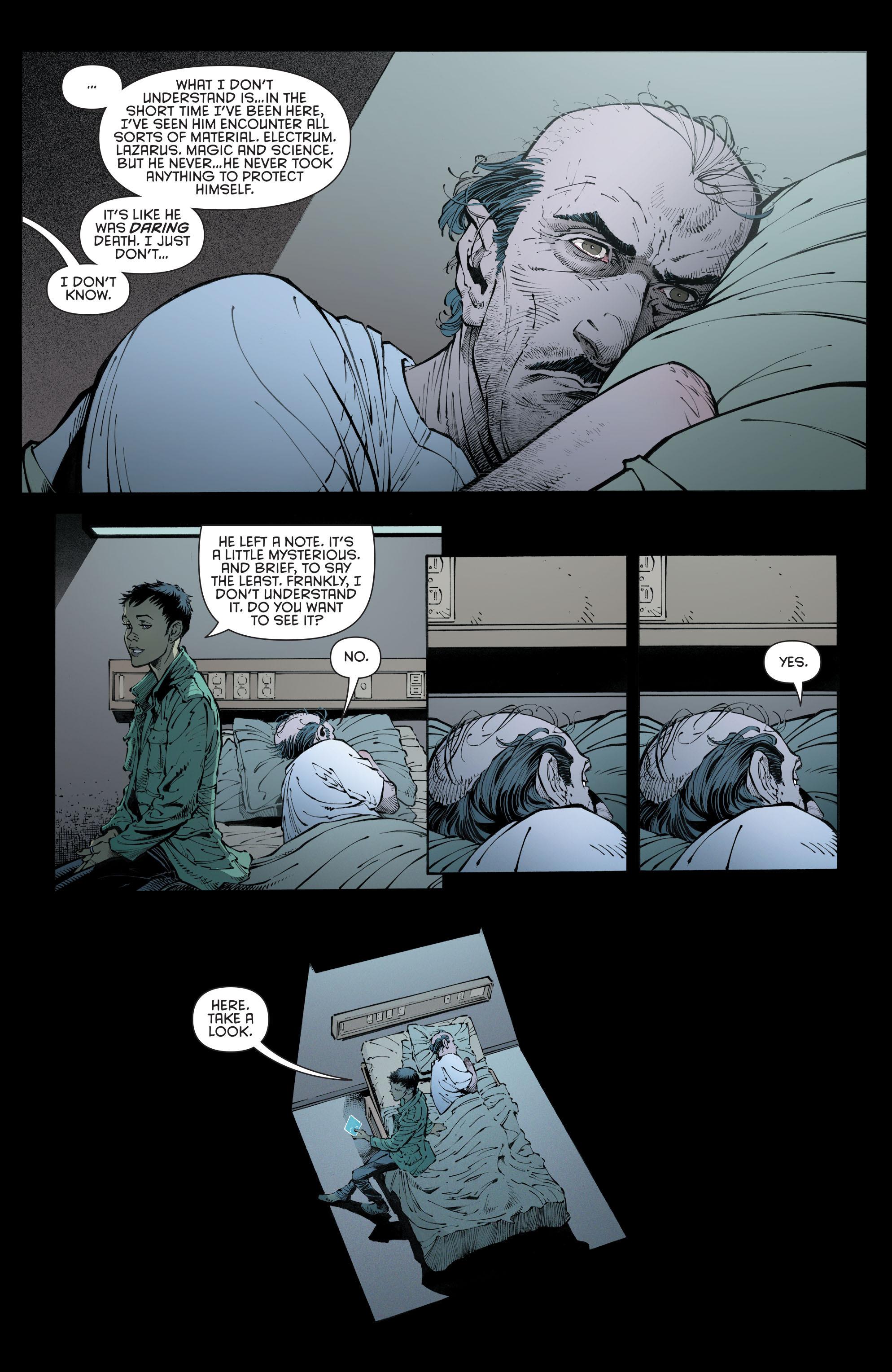 Read online Batman (2011) comic -  Issue # _TPB 7 - 146