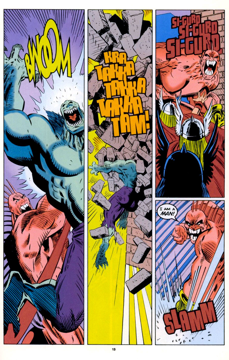 Read online 2099 Unlimited comic -  Issue #4 - 10