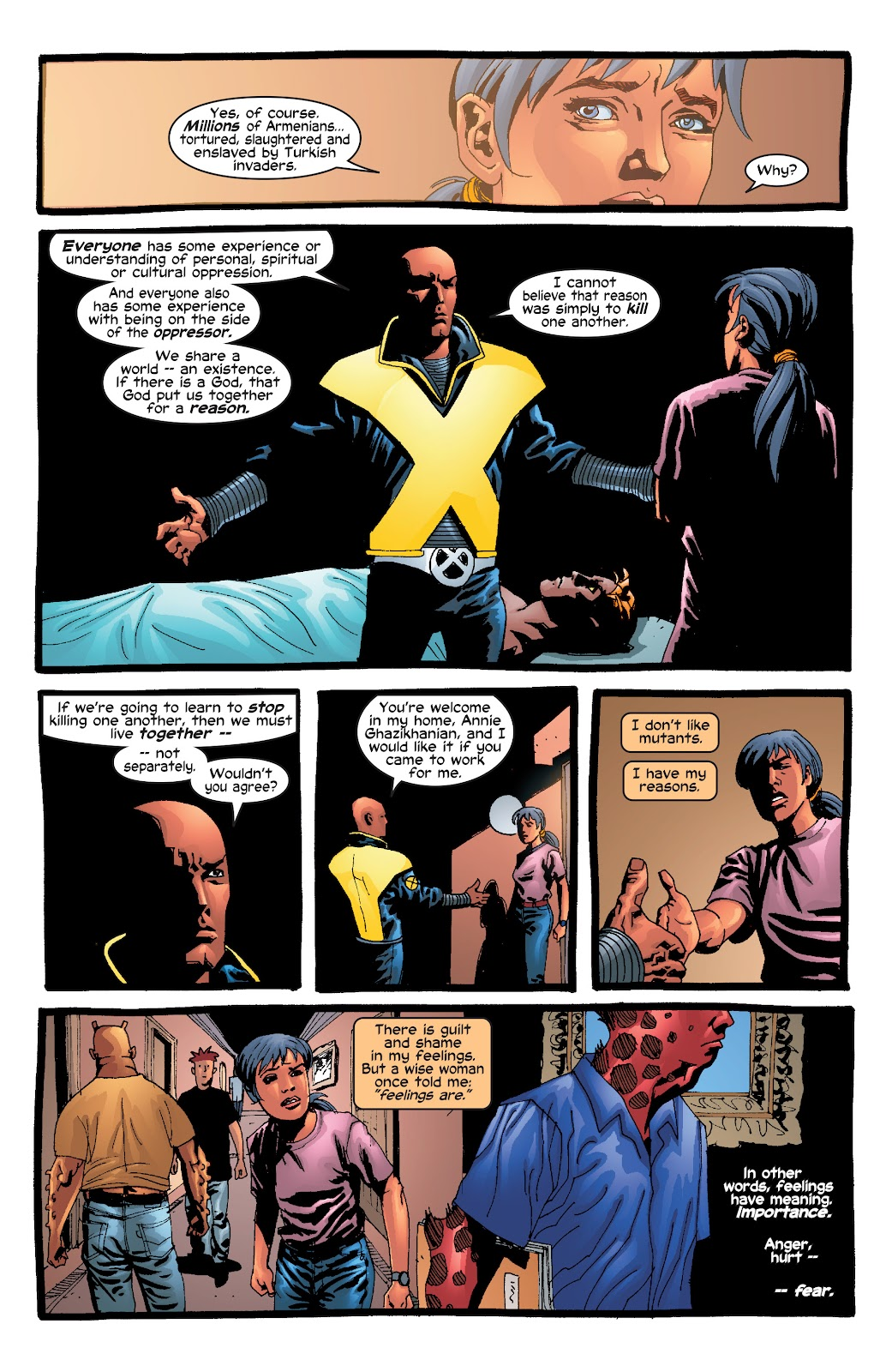 Read online X-Men: Unstoppable comic -  Issue # TPB (Part 1) - 96