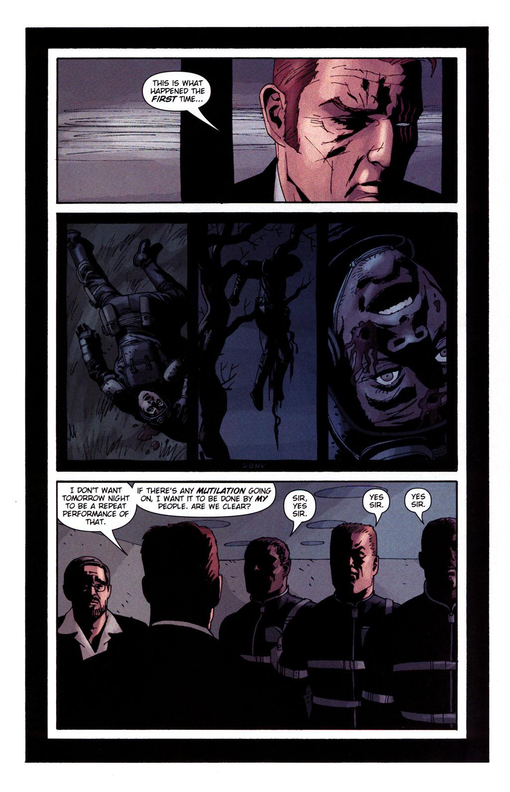 Read online Sleeper: Season Two comic -  Issue #5 - 8