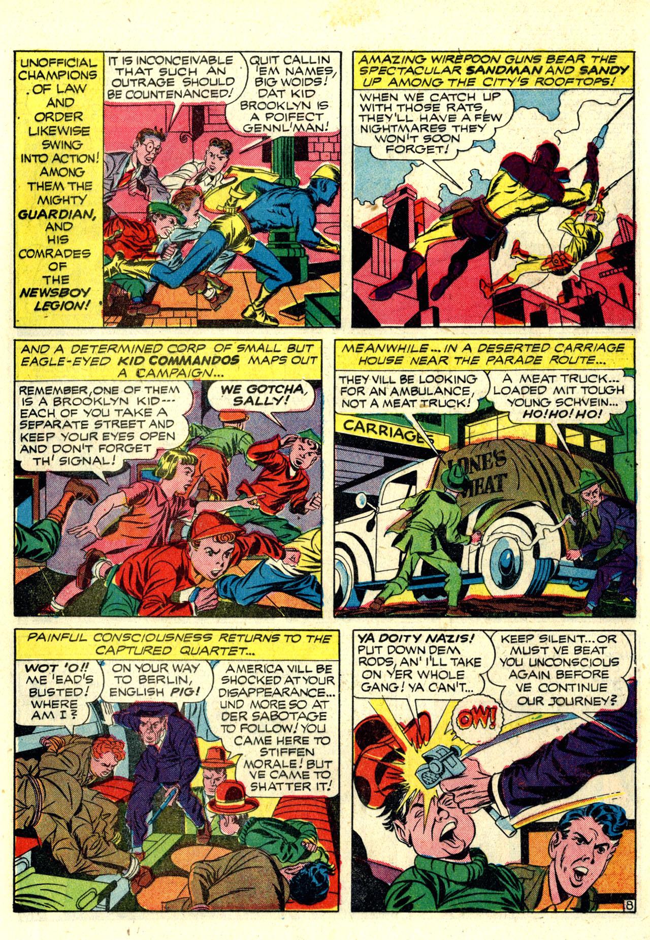 Read online Detective Comics (1937) comic -  Issue #76 - 23