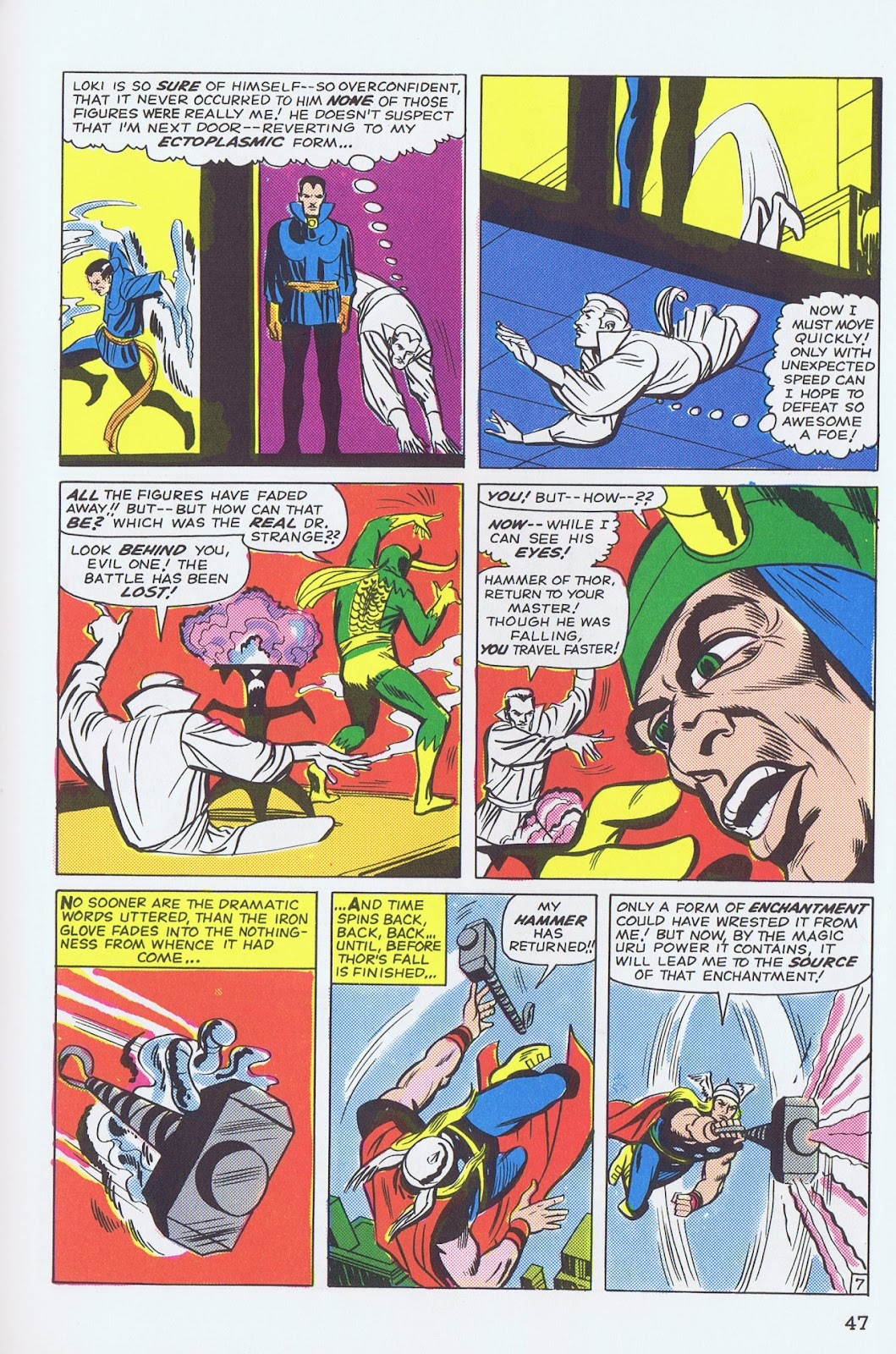 Doctor Strange: Master of the Mystic Arts issue TPB - Page 45