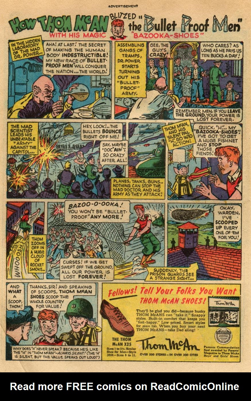Read online Sensation (Mystery) Comics comic -  Issue #49 - 22