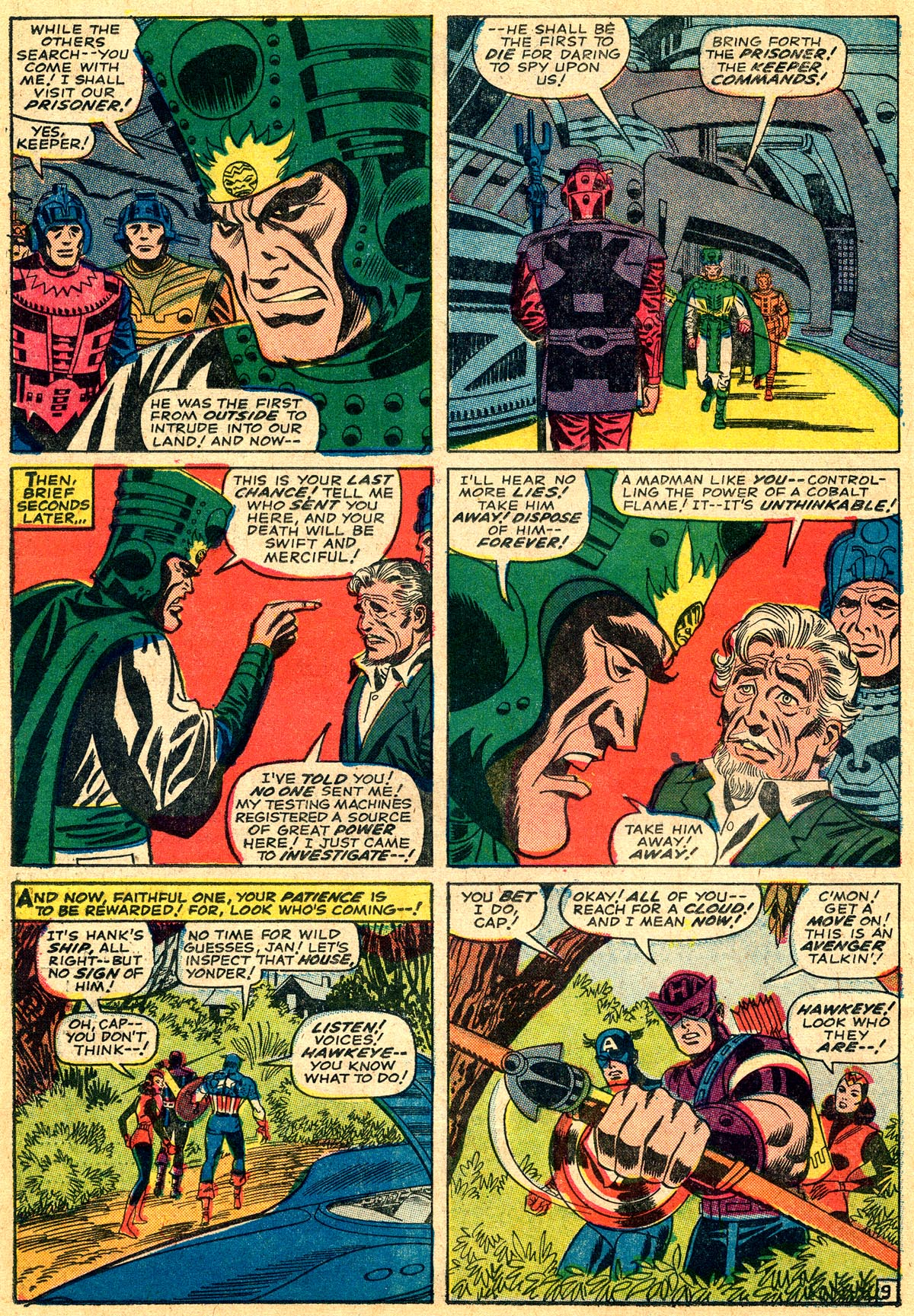 The Avengers (1963) 31 Page 13