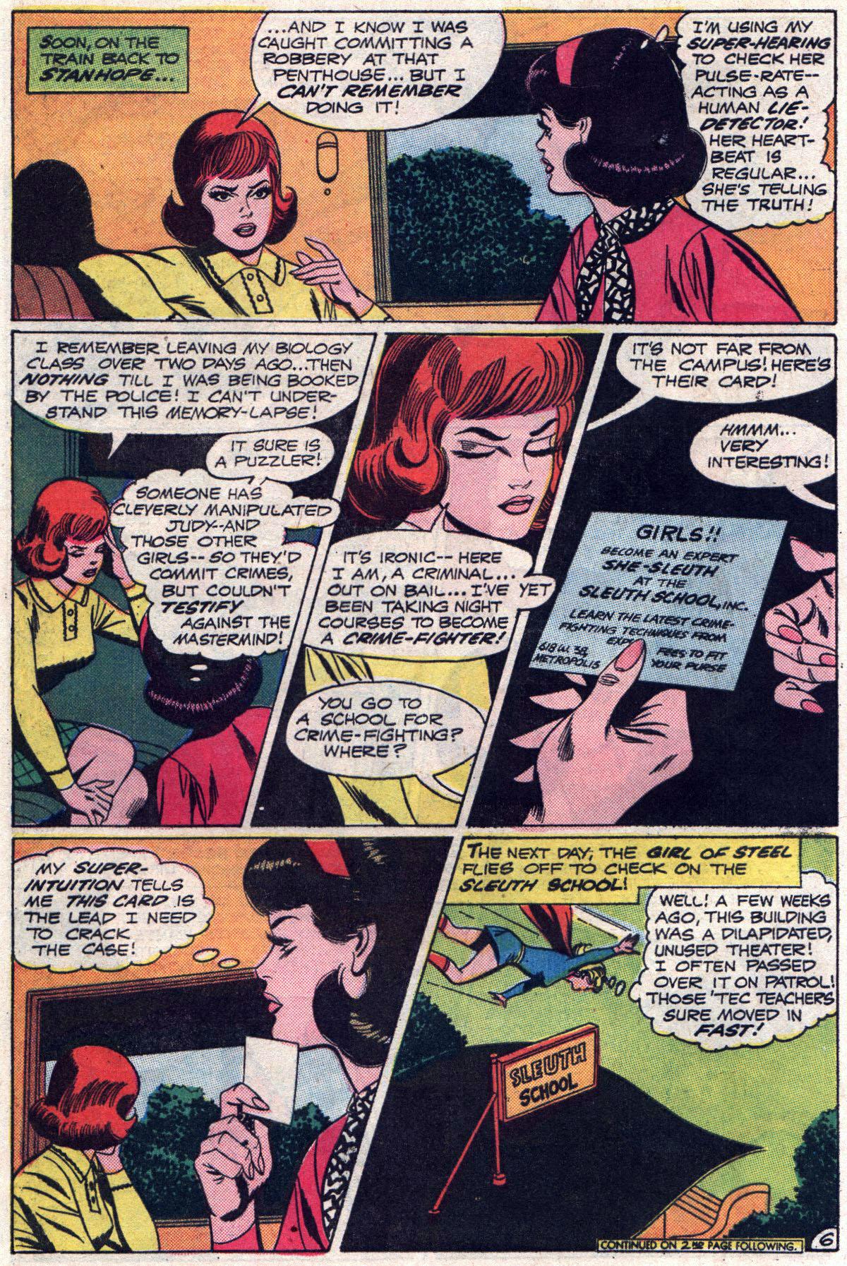 Read online Adventure Comics (1938) comic -  Issue #381 - 8