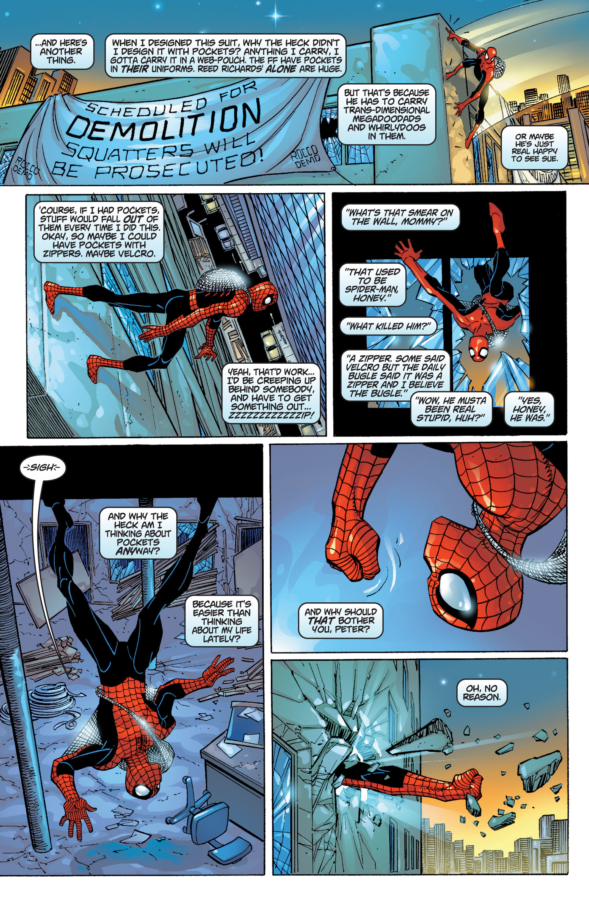 The Amazing Spider-Man (1999) 30 Page 4