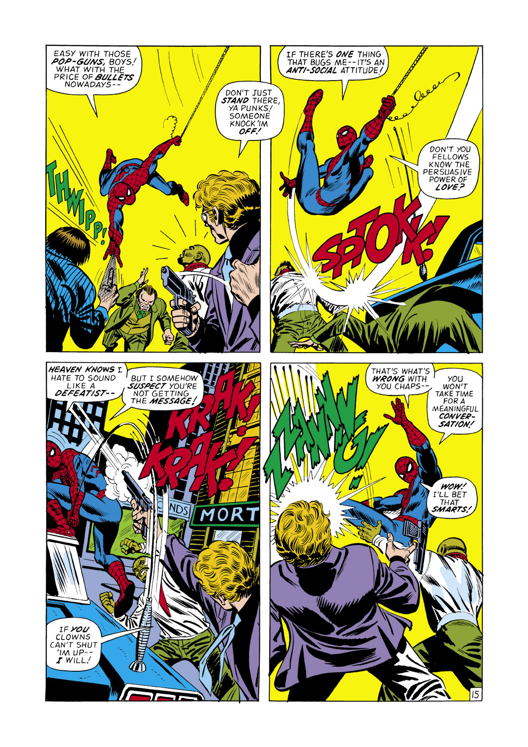 The Amazing Spider-Man (1963) 107 Page 15
