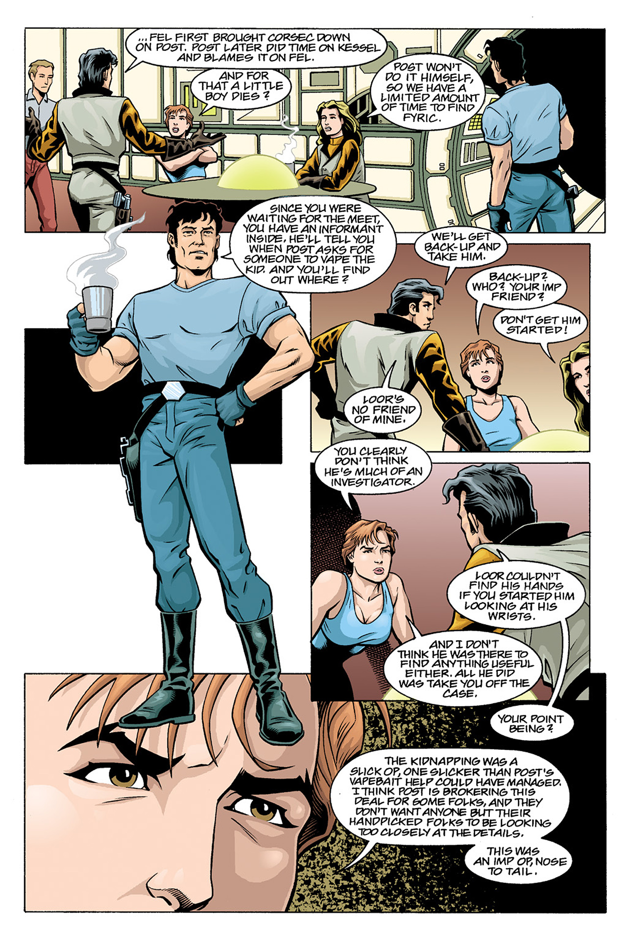 Read online Star Wars Omnibus comic -  Issue # Vol. 3 - 165