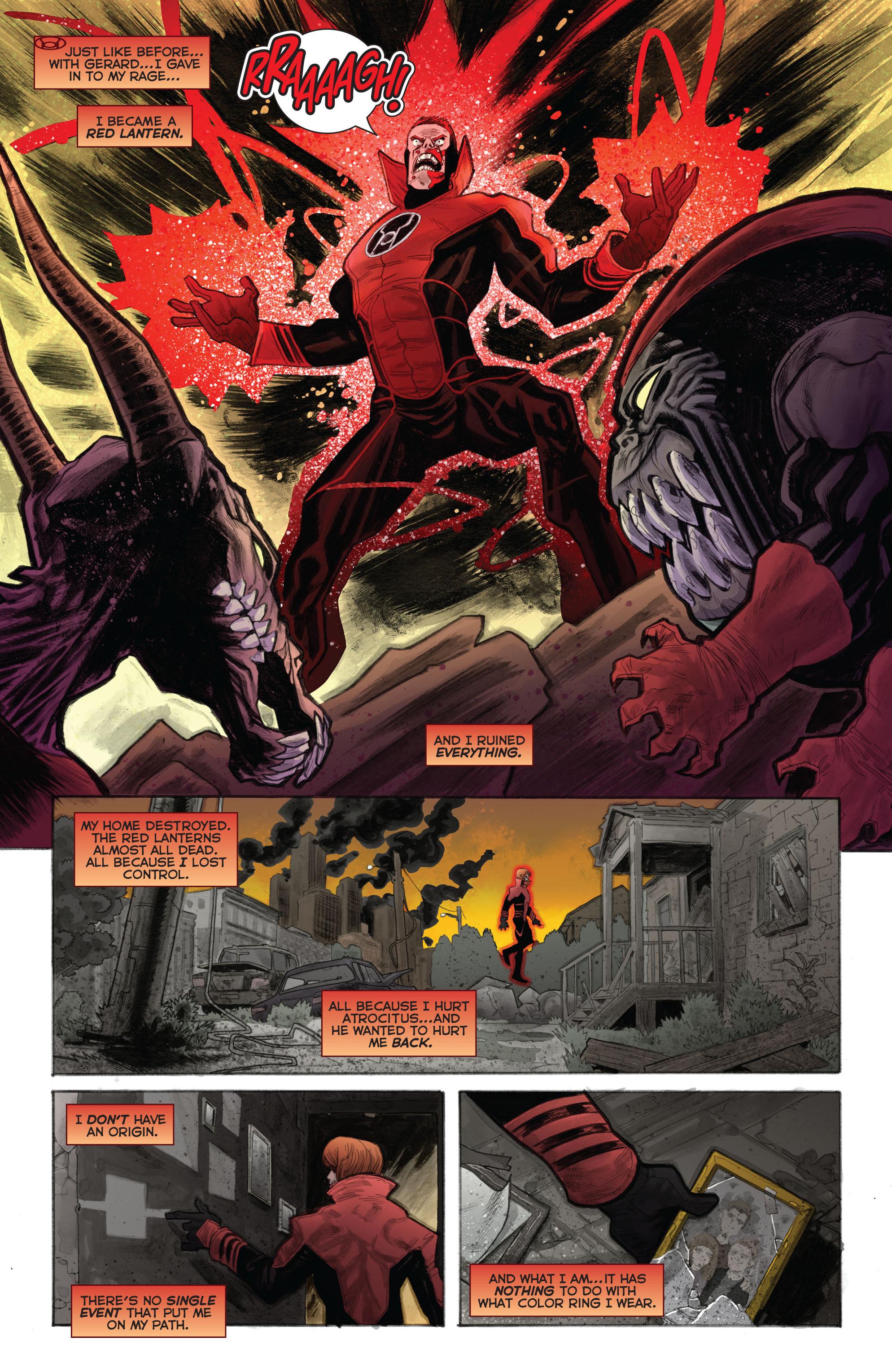 Read online Secret Origins (2014) comic -  Issue #11 - 12