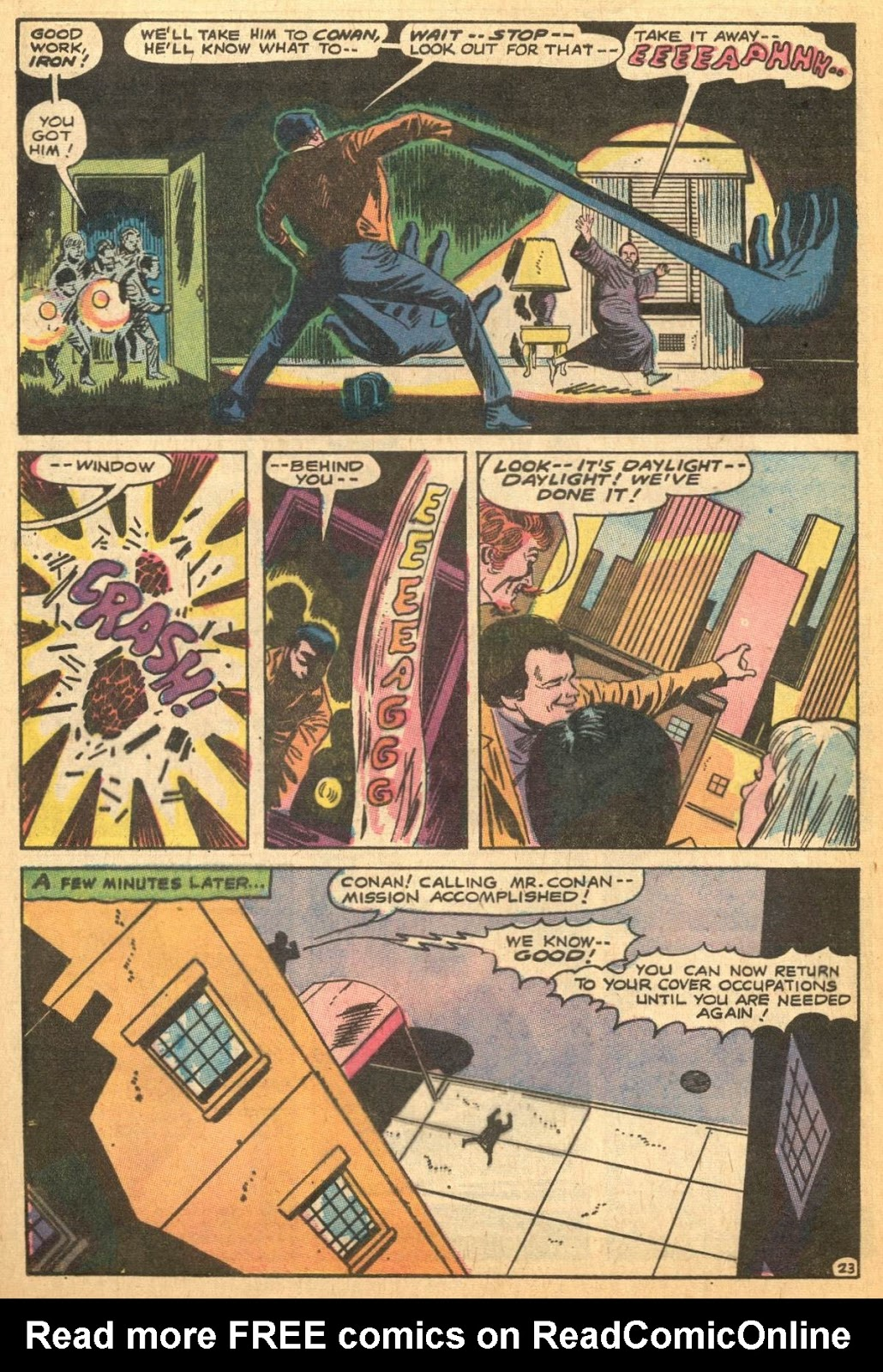 Metal Men (1963) issue 38 - Page 28
