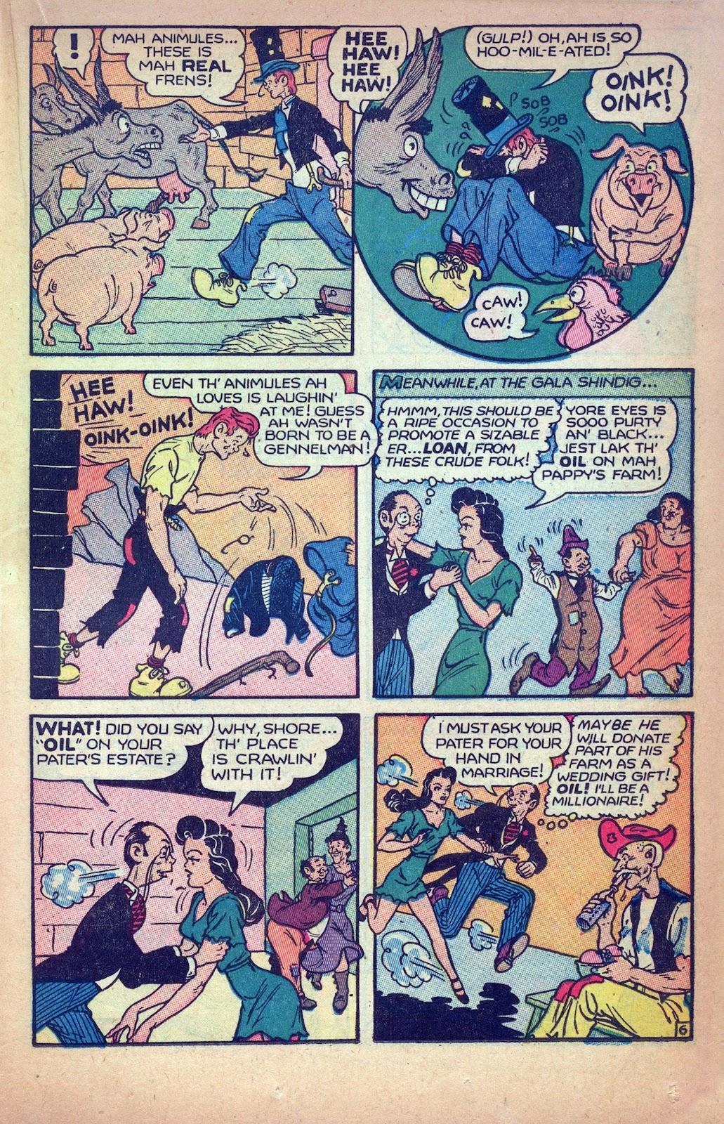 Read online Joker Comics comic -  Issue #28 - 27