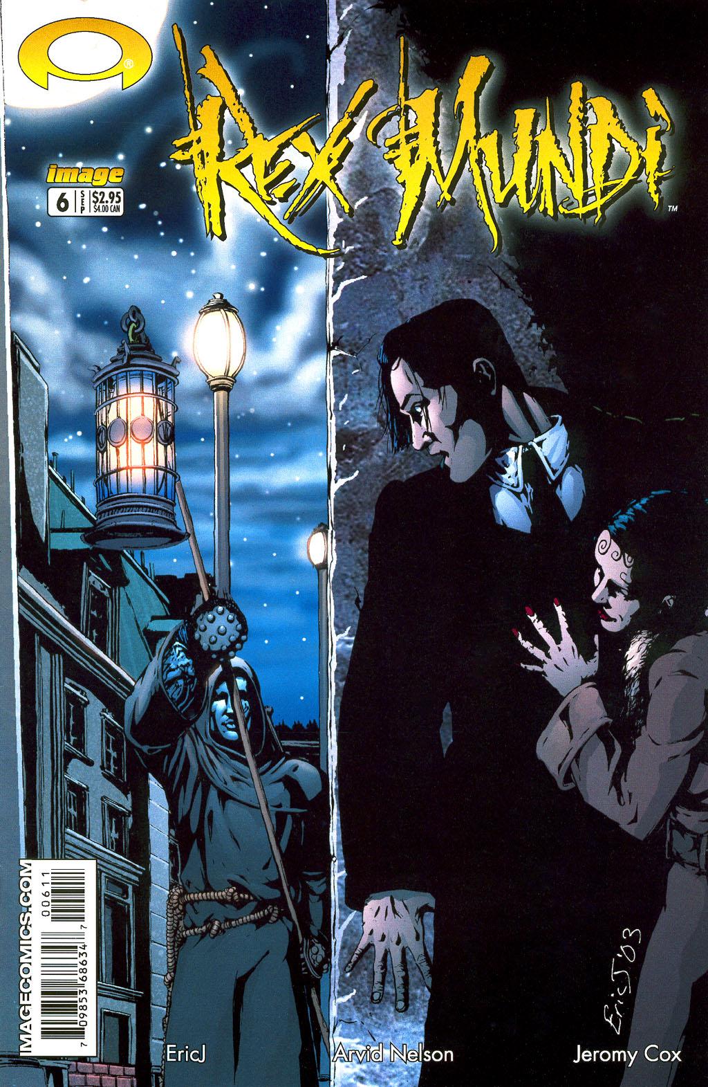 Read online Rex Mundi comic -  Issue #6 - 3