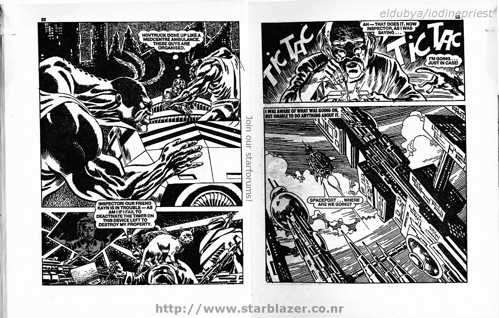 Starblazer issue 252 - Page 13