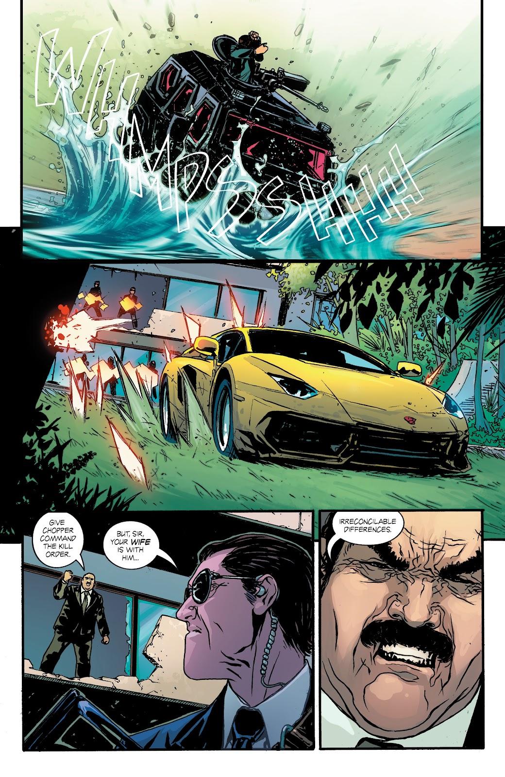 Read online Hardcore comic -  Issue #2 - 13