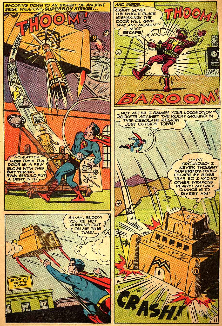 Superboy (1949) issue 135 - Page 12