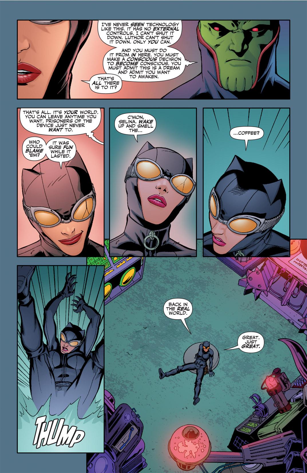 Catwoman (2002) #77 #77 - English 21