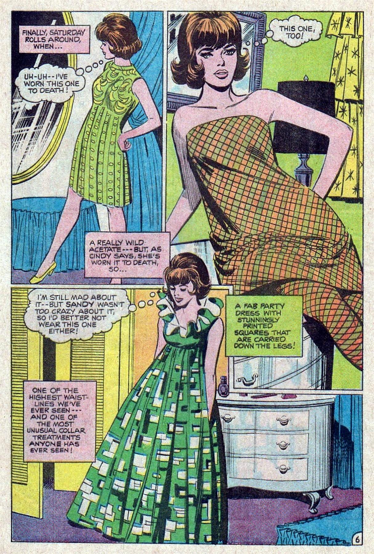Read online Secret Hearts comic -  Issue #129 - 8