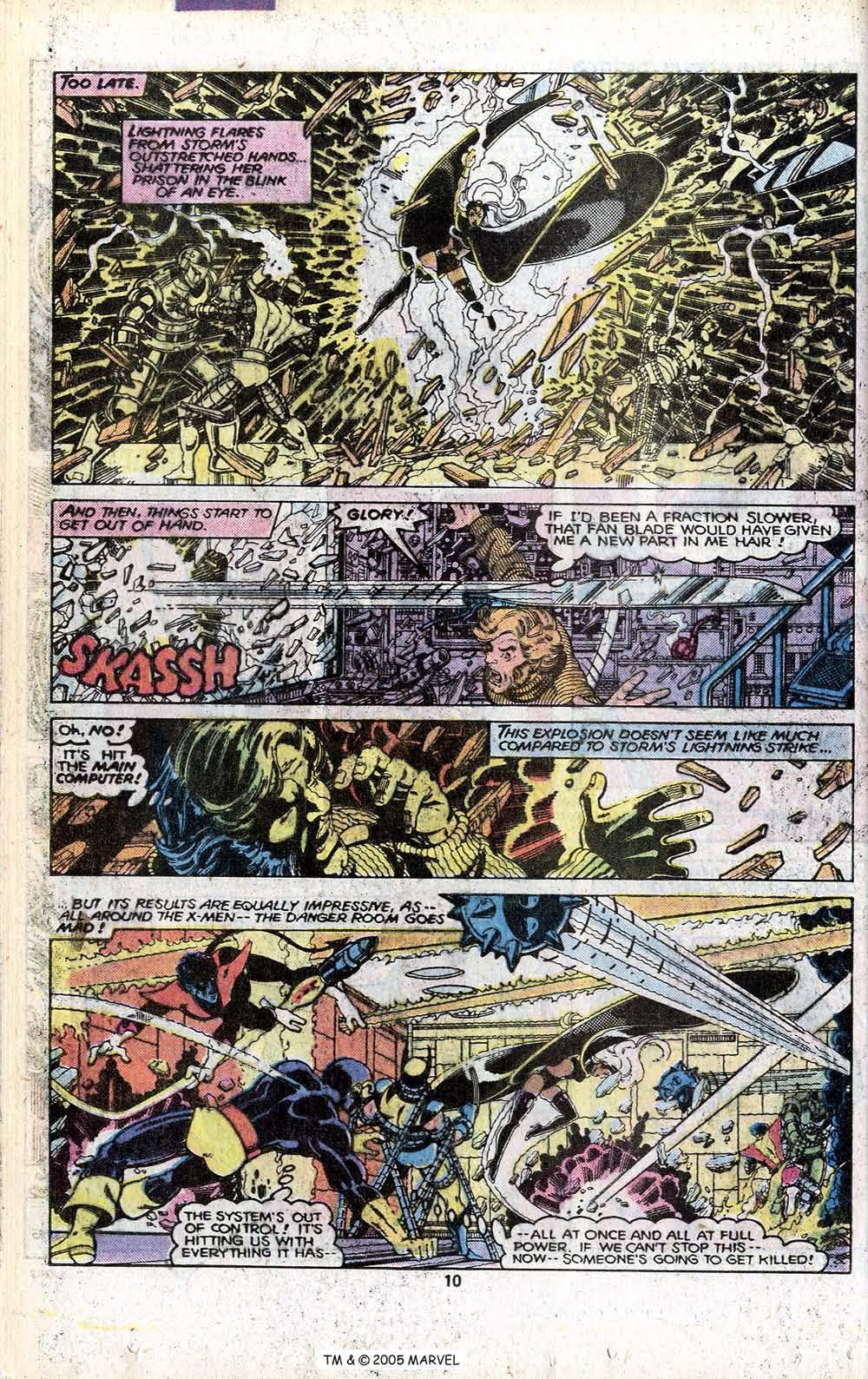 Read online Uncanny X-Men (1963) comic -  Issue # _Annual 3 - 12