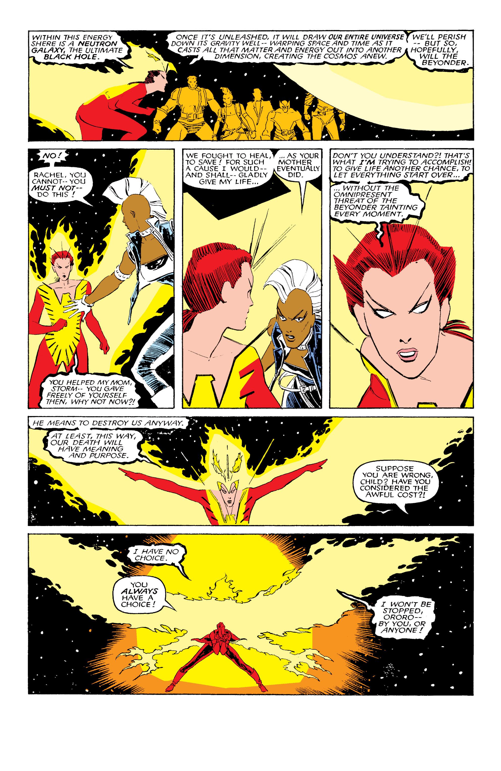 Read online Uncanny X-Men (1963) comic -  Issue #203 - 14