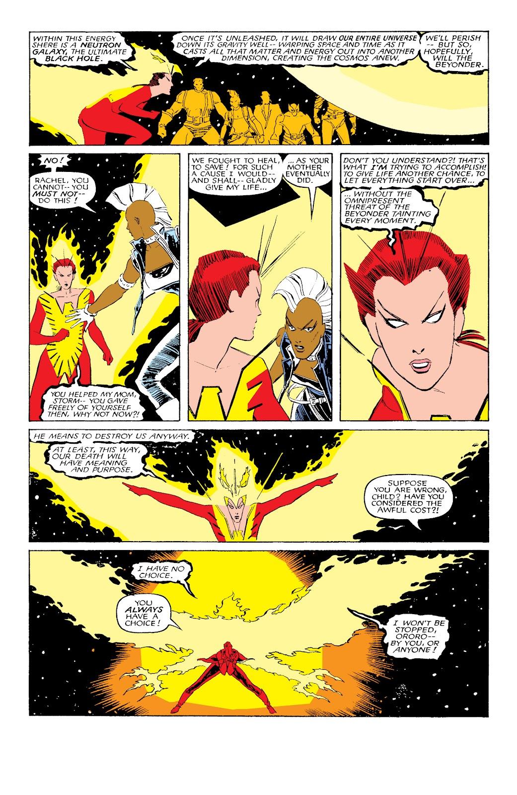 Uncanny X-Men (1963) issue 203 - Page 14