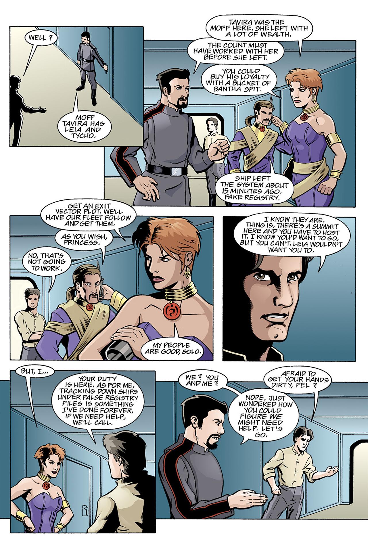 Read online Star Wars Omnibus comic -  Issue # Vol. 3 - 209