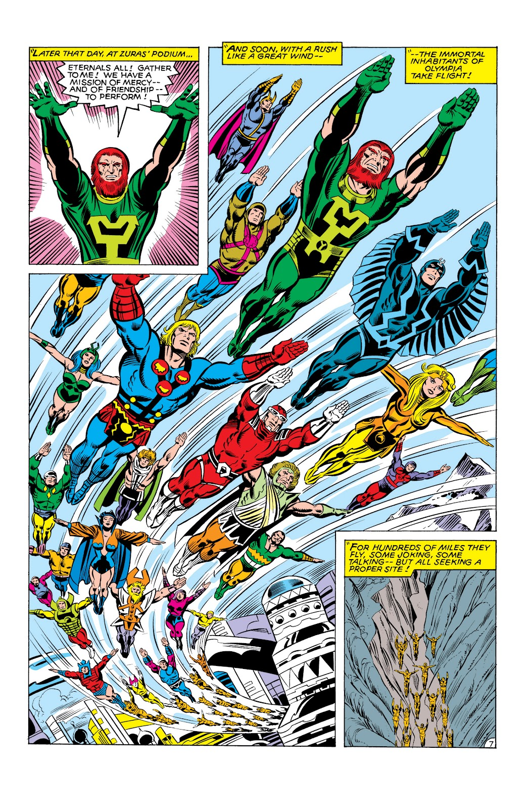 Read online Marvel Masterworks: The Inhumans comic -  Issue # TPB 2 (Part 3) - 88