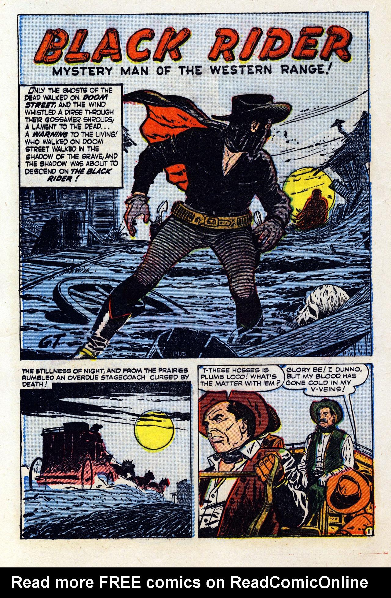 Read online Two-Gun Kid comic -  Issue #12 - 21