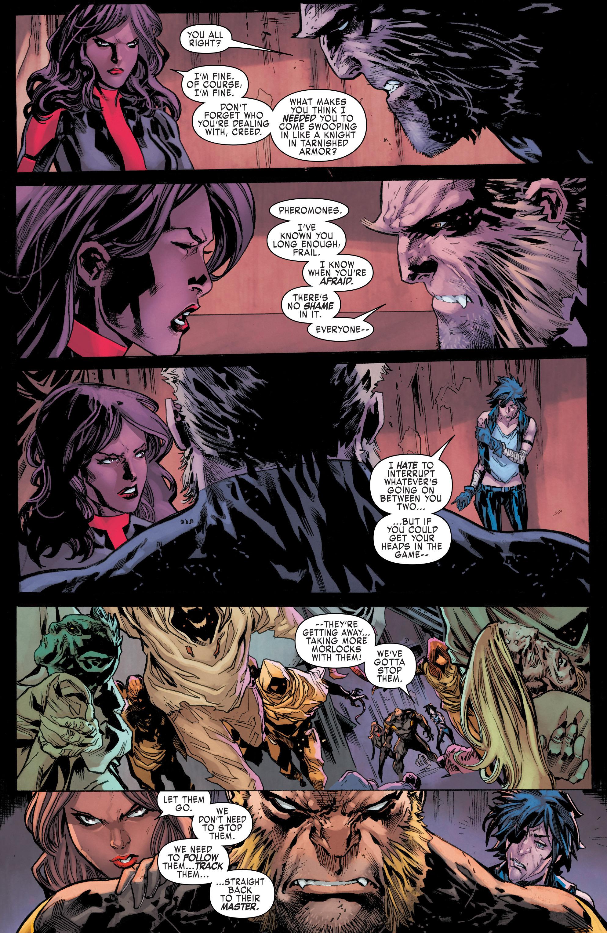 Read online Uncanny X-Men (2016) comic -  Issue #8 - 11