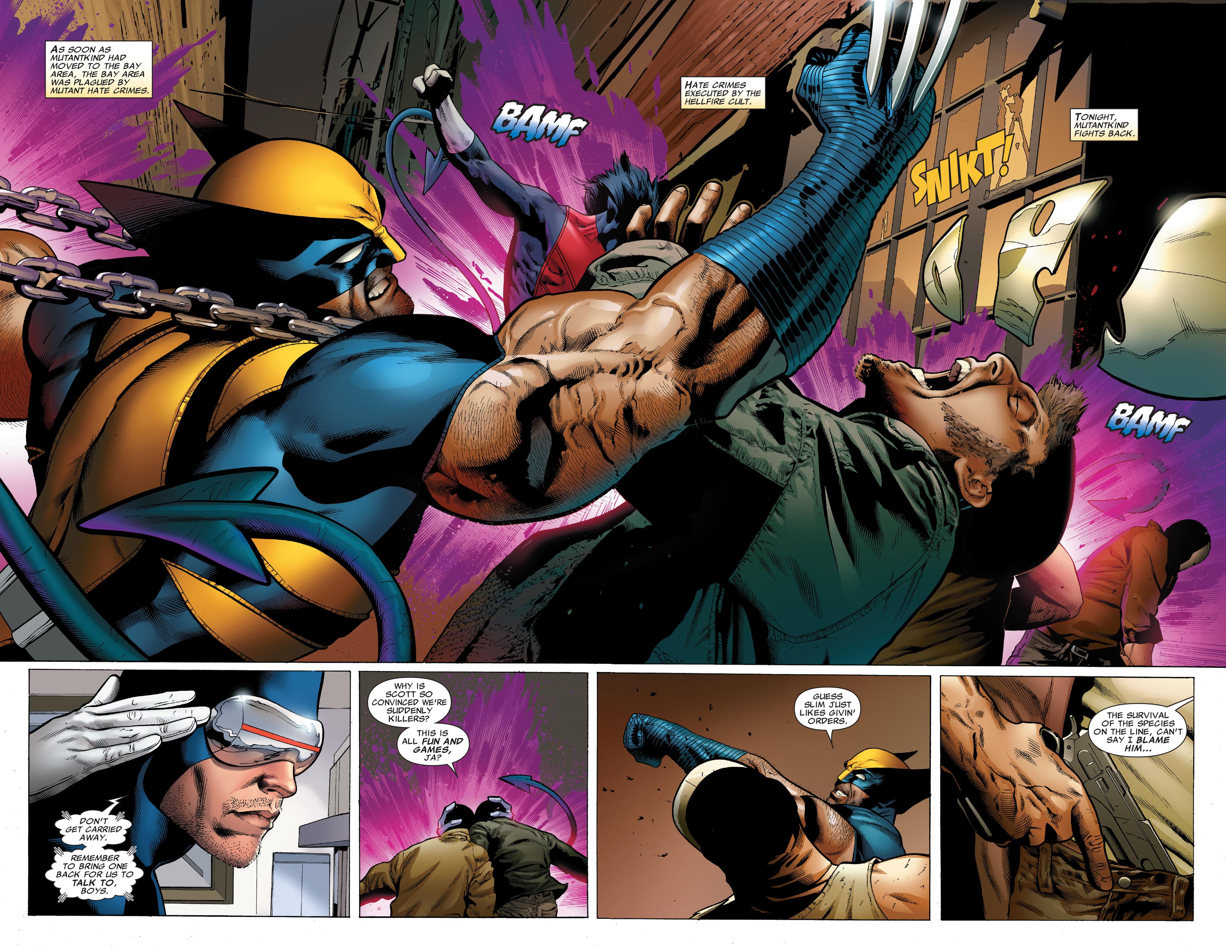 Read online Uncanny X-Men (1963) comic -  Issue #502 - 4