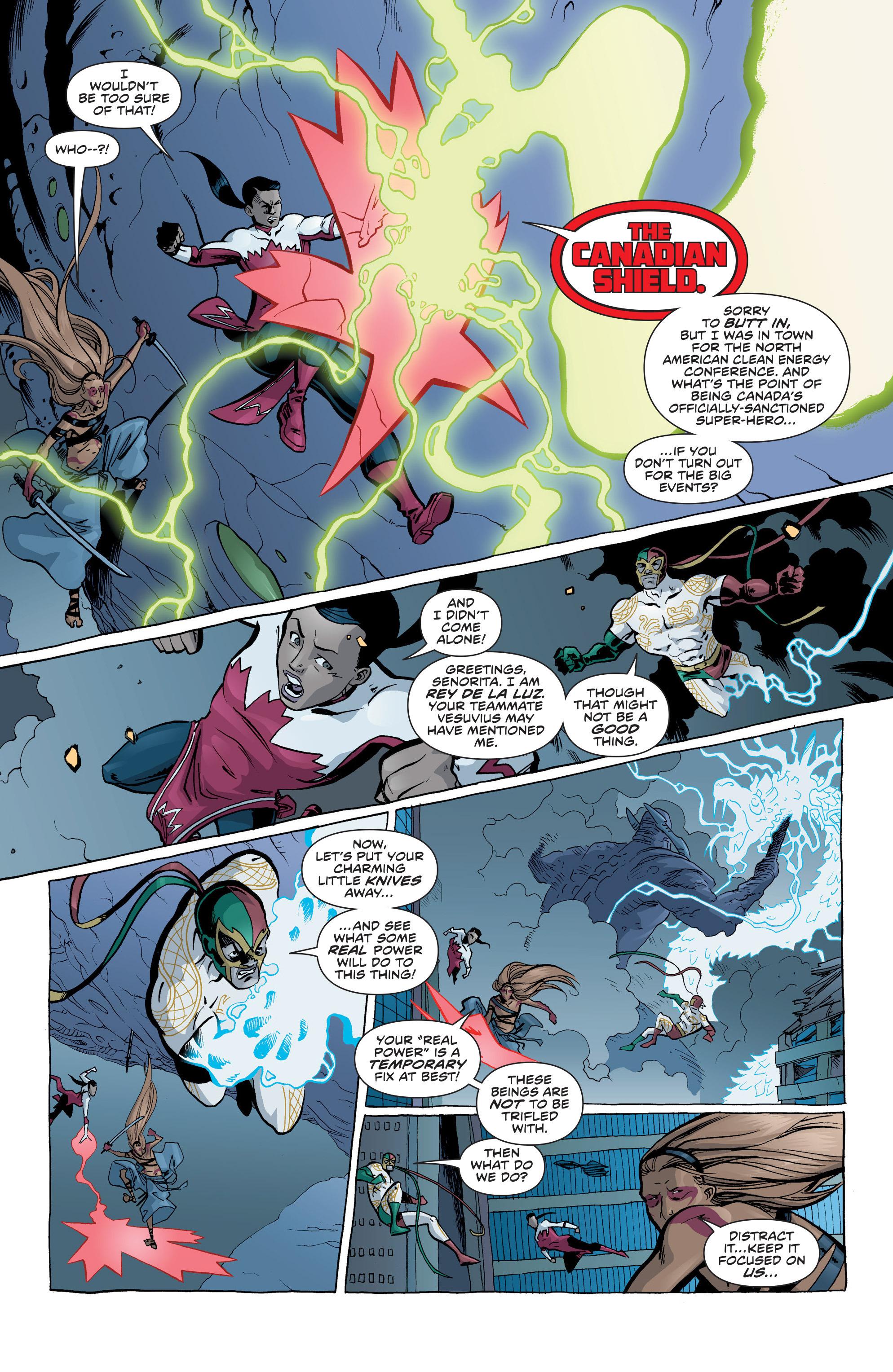 Read online Secret Identities comic -  Issue #7 - 14