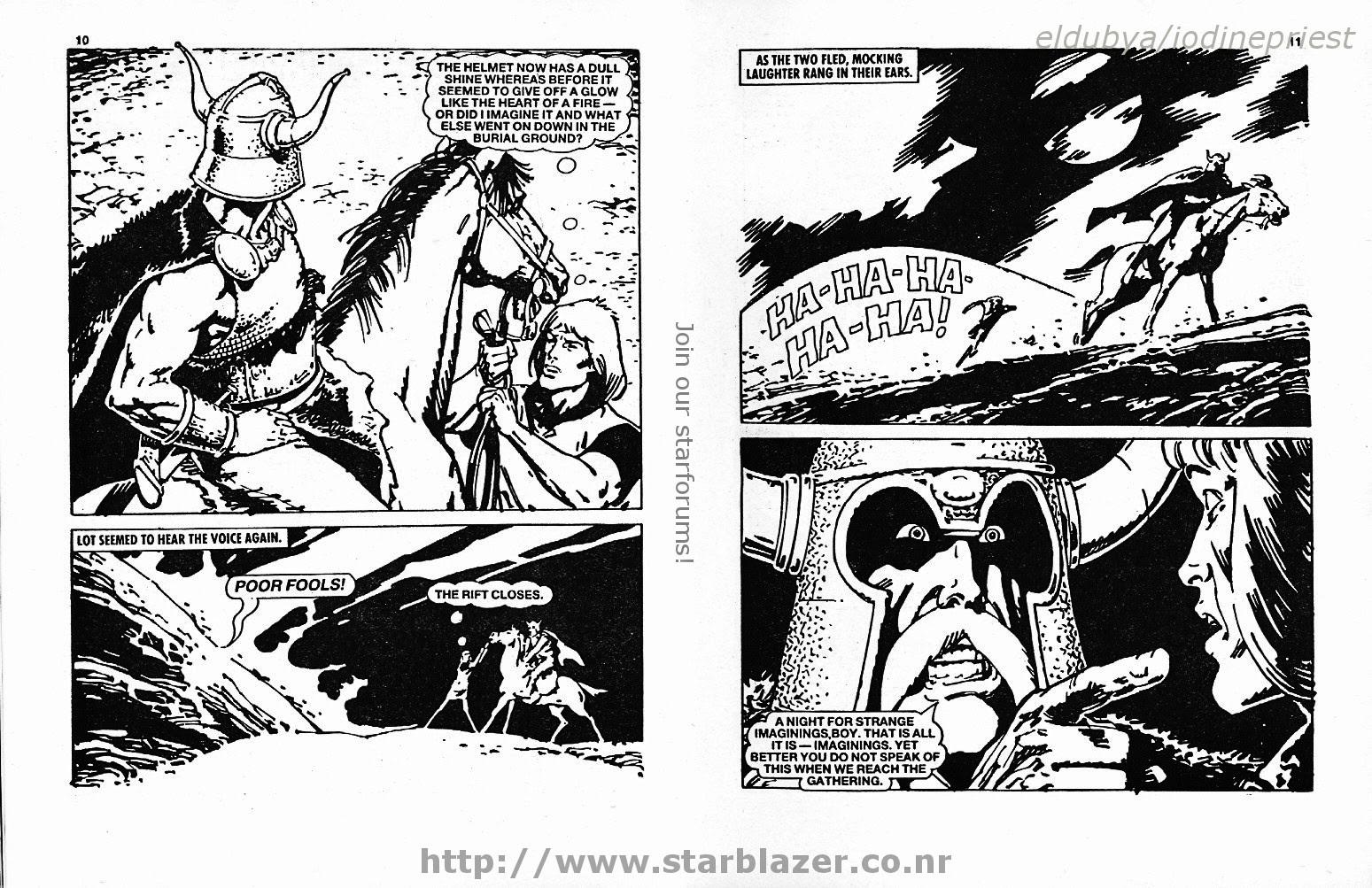 Starblazer issue 281 - Page 7