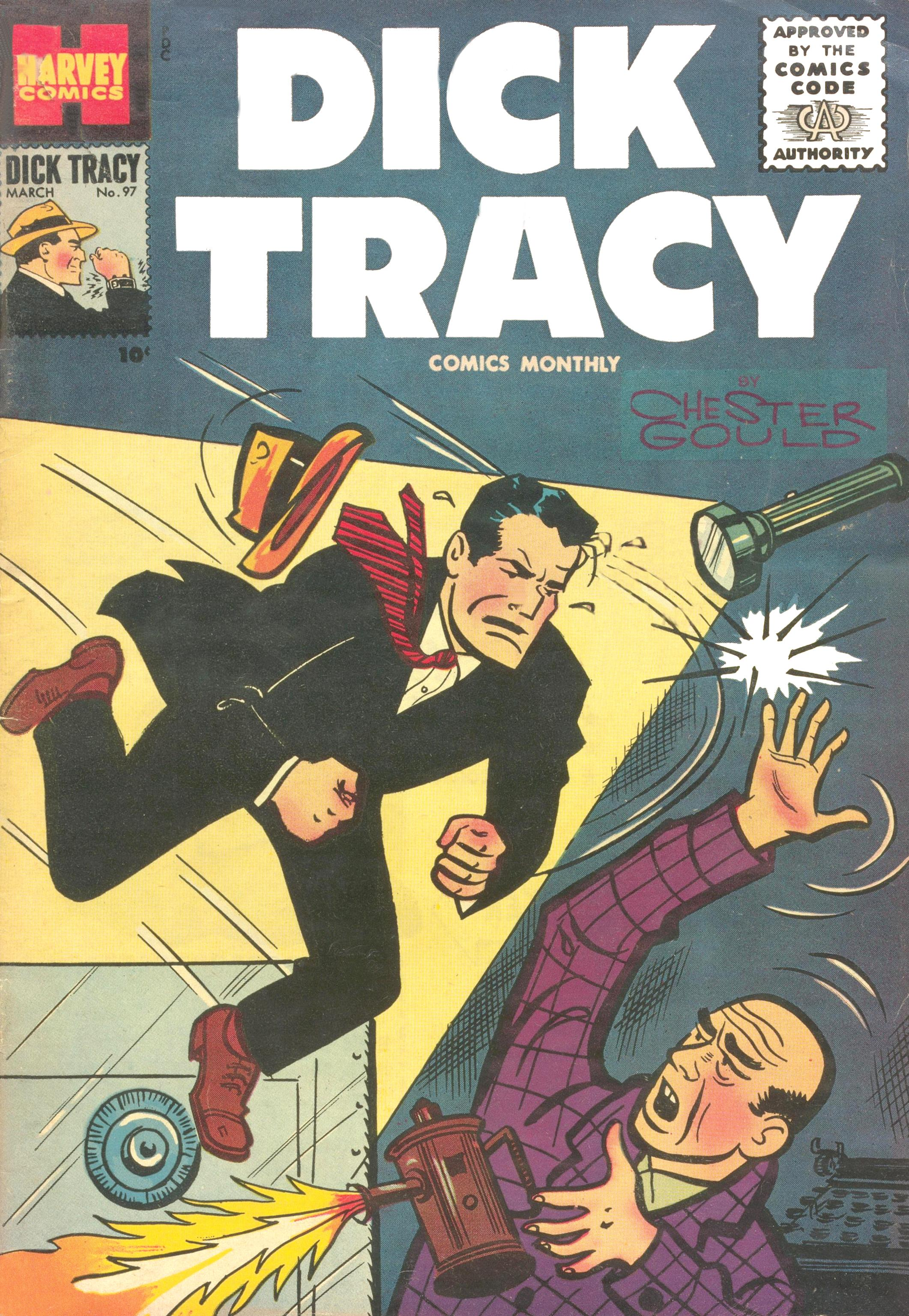 Dick Tracy (1950) 97 Page 1