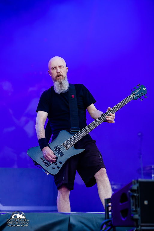 Devin Townsend Project @Hellfest 2017, Clisson 16/06/2017