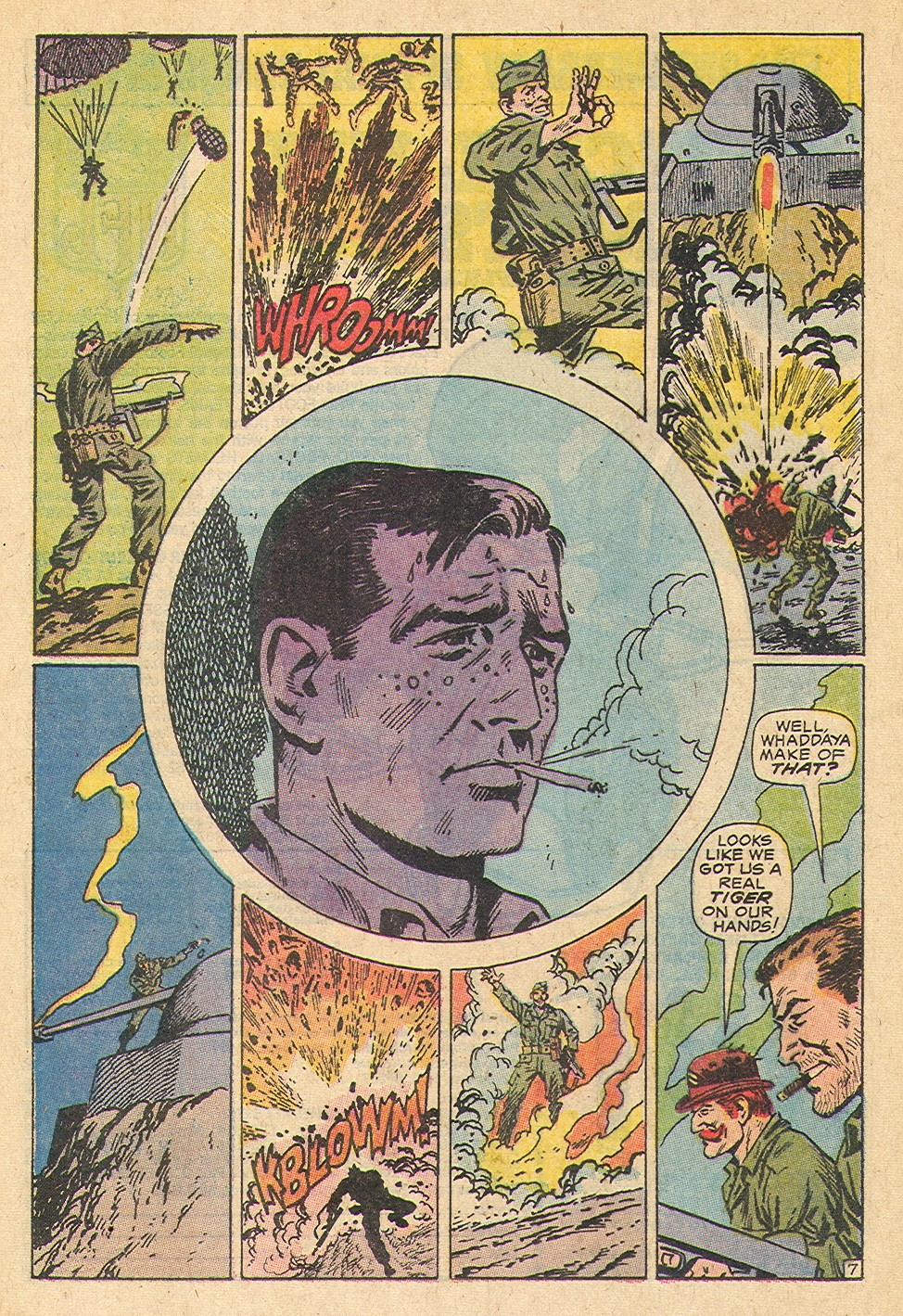 Read online Sgt. Fury comic -  Issue #75 - 12