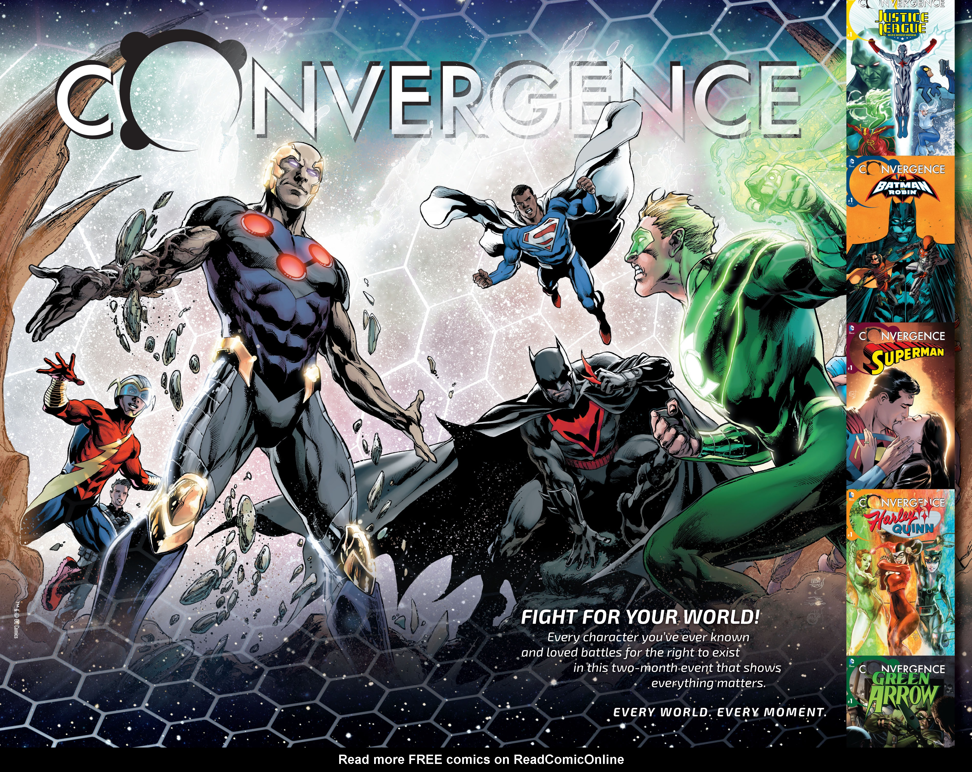 Read online Worlds' Finest comic -  Issue #32 - 23