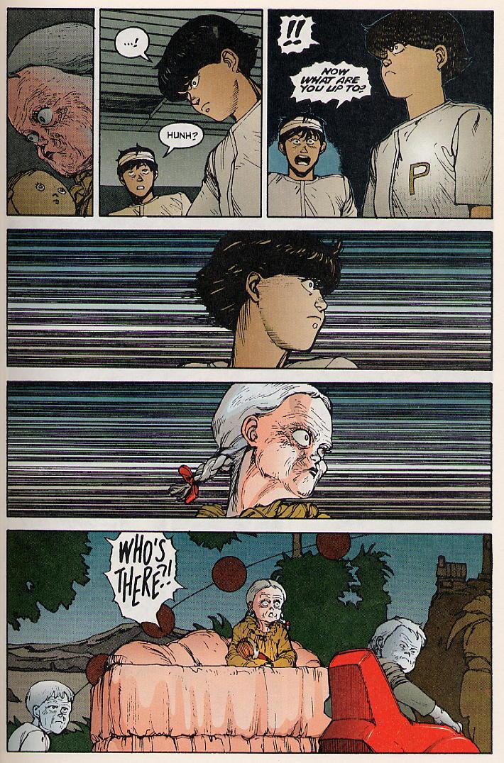 Read online Akira comic -  Issue #8 - 15