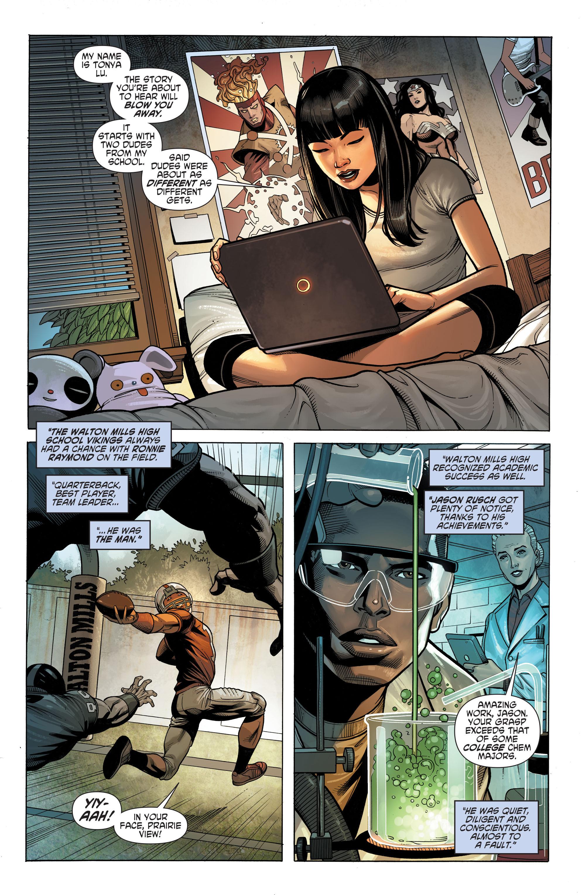 Read online Secret Origins (2014) comic -  Issue #10 - 14