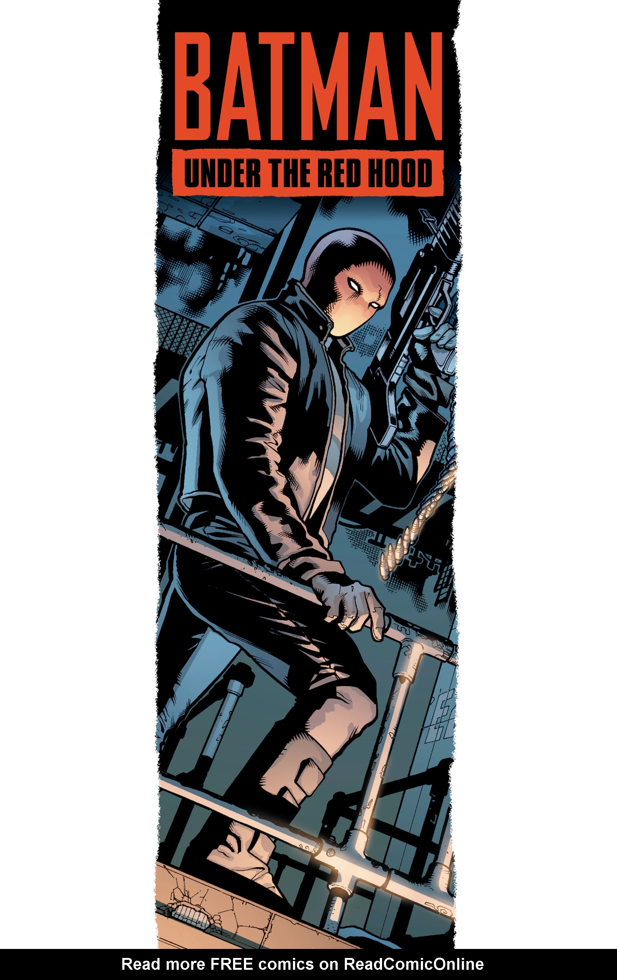 Read online Batman: Under The Red Hood comic -  Issue # Full - 2