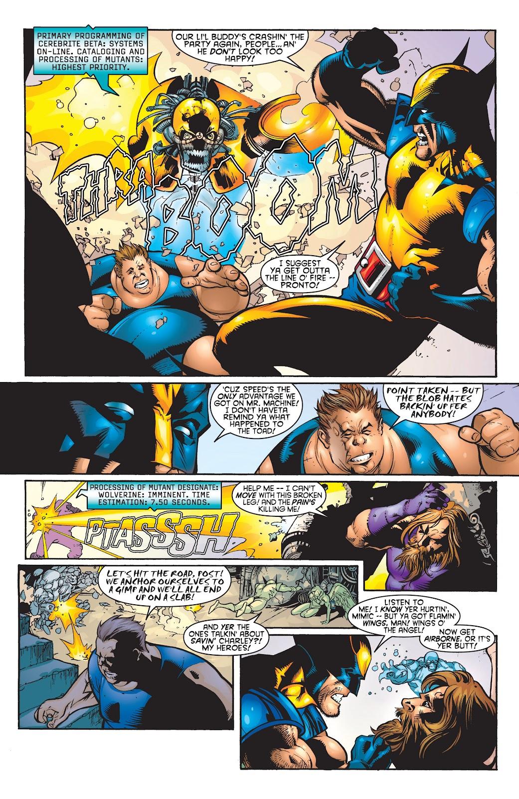 Uncanny X-Men (1963) issue 364 - Page 16