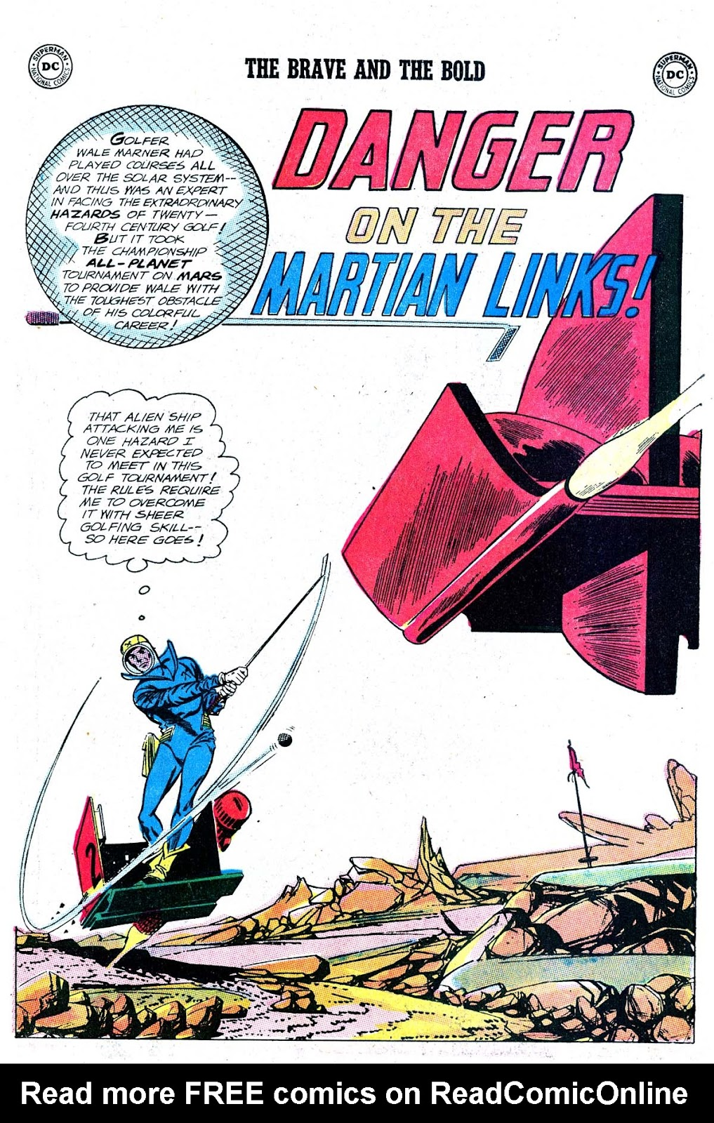 DC Special (1968) issue 9 - Page 16