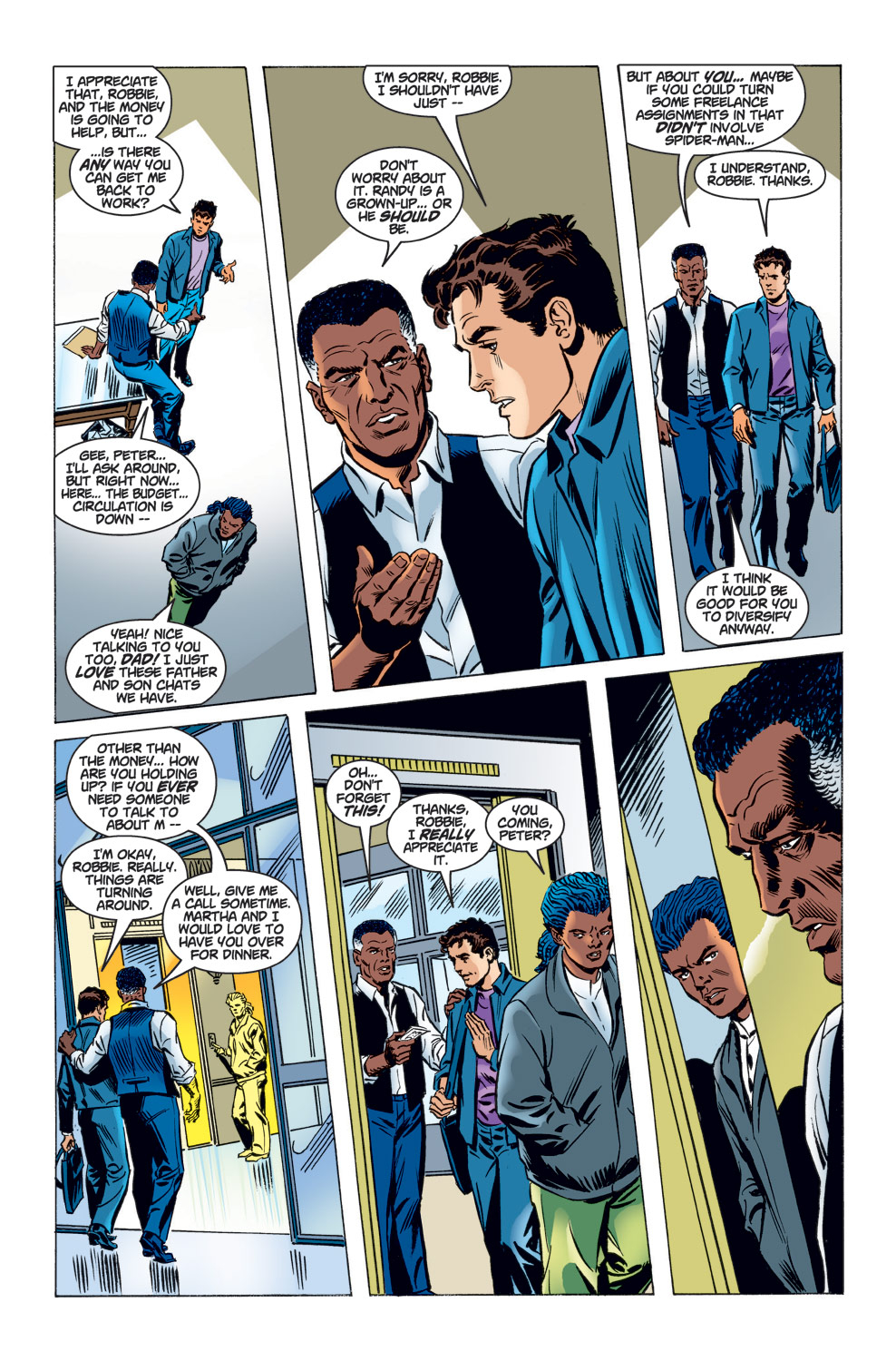 The Amazing Spider-Man (1999) 18 Page 10
