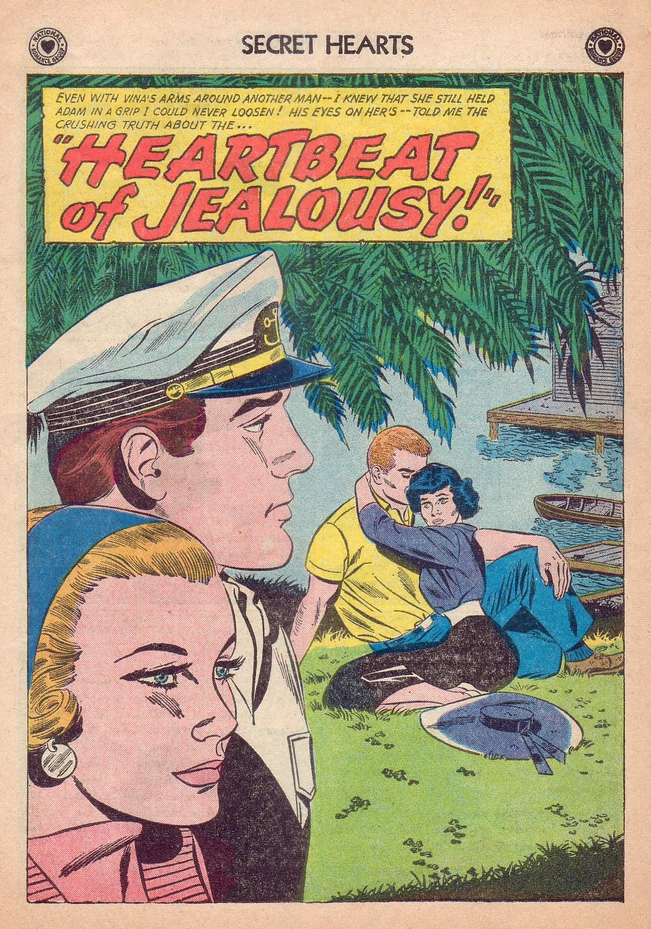 Read online Secret Hearts comic -  Issue #63 - 27