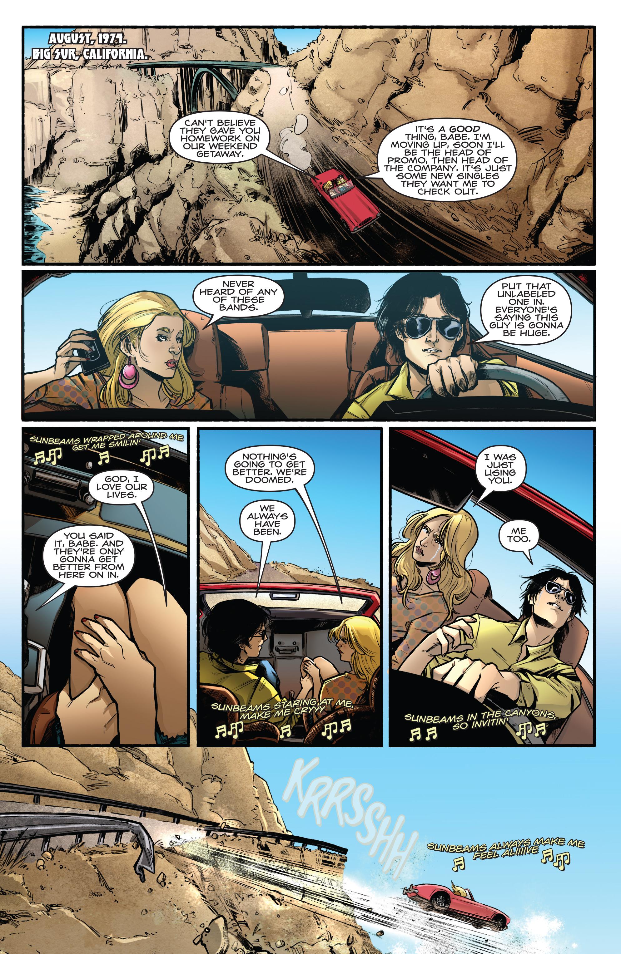 Read online Kiss/Vampirella comic -  Issue #1 - 7